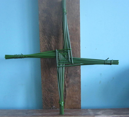 brigid's-cross